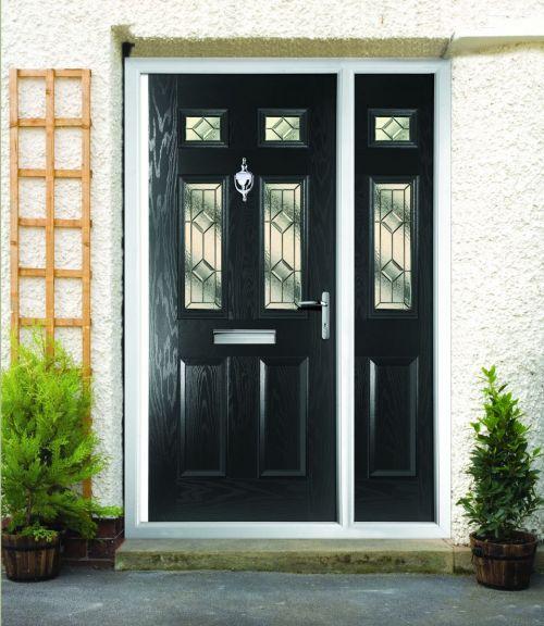 Modern Contemporary Front Entry Door Design Collection . & Doors In Devon And Cornwall Solid Wood Front Door Side Panel ... pezcame.com